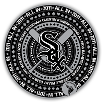 Viytale stickers - past sticker, White Sox All In